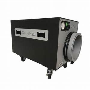 Extracteur D Air Hygroréglable : extracteur d air a filtration the epi air 25 pour le ~ Dailycaller-alerts.com Idées de Décoration