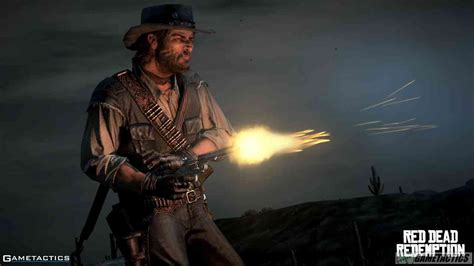 Red Dead Redemption  Review (ps3) Gametacticscom