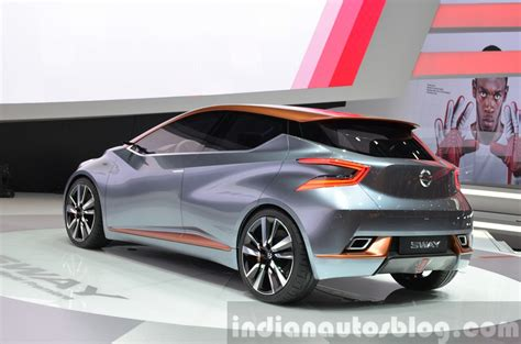 nissan sway  car news site