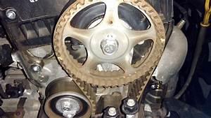 Timing Belt  U0026 Water Pump Replacement Diy   Torque Specs On