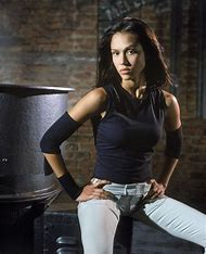 Jessica Alba as Dark Angel