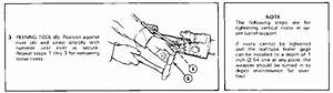 Barrel Latch Assemblymaintenance Instructions