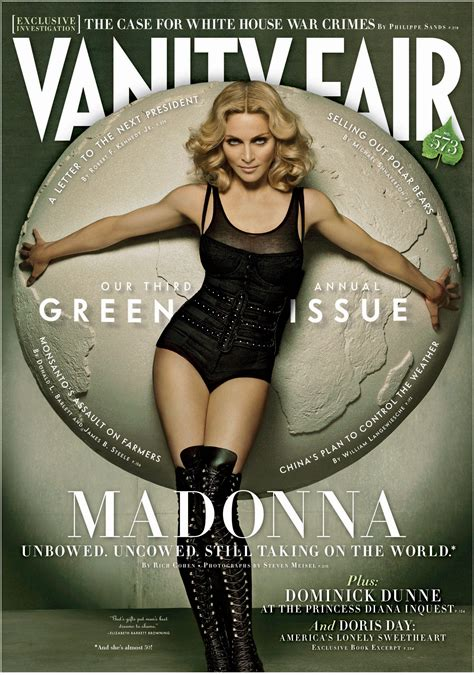 Ten Of The Best Magazine Covers! - MadonnaTribe Decade