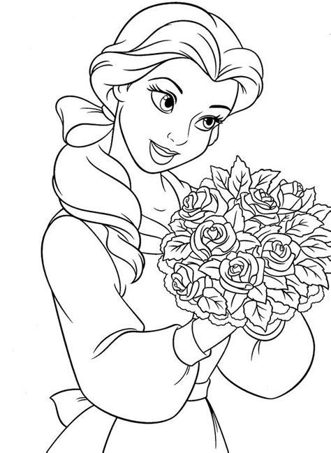 gambar mewarnai untuk anak perempuan terbaru gambarcoloring