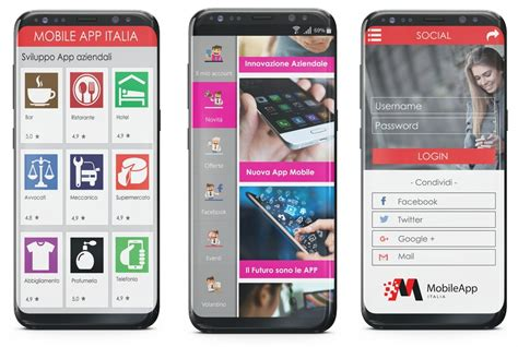 3 Mobile Italy by Mobile App Italia Franchising App Informatica