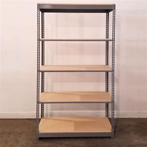 fresno rack and shelving 36 in wide bolt less shelving fresno rack and shelving