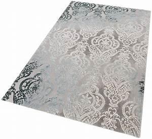 Flur Teppich Grau : teppich bahar merinos rechteckig h he 12 mm vintage hoch tief effekt online kaufen otto ~ Indierocktalk.com Haus und Dekorationen