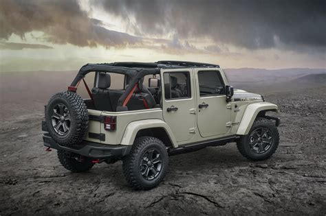 jeep wrangler rubicon recon picture  truck review  top speed