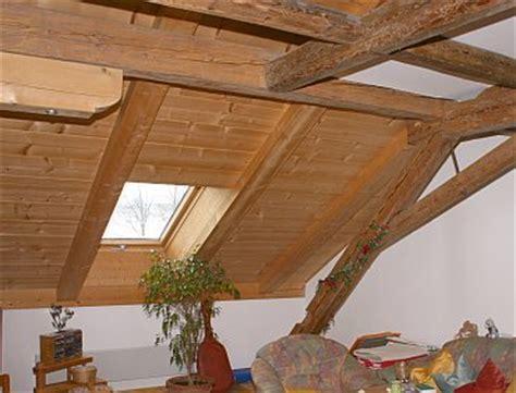 altbausanierung dachgeschossausbau