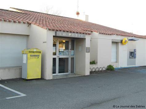 bureau de poste cagnes sur mer olonne sur mer le bureau de poste d 39 olonne fermé pour