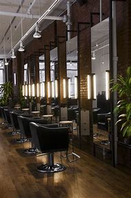 Hair Salon Lighting Ideas