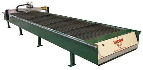 vicon 520 plasma cutting table