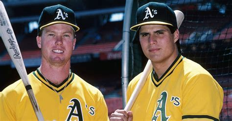 mcgwire   late  amends canseco takes