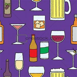 Cartoon Alcoholic Beverages Related Keywords - Cartoon ...