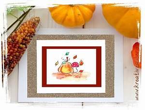 Herbstbasteln Für Fenster : herbstbasteln kreativzauber bastelblog mit vielen vorlagen anleitungen und ideen ~ Orissabook.com Haus und Dekorationen