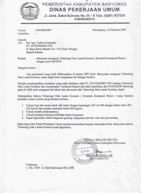 contoh surat dinas ipb dwi agustini oktober 2013