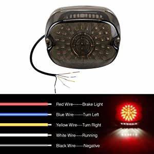 28 Led Tail Lights Wiring Diagram