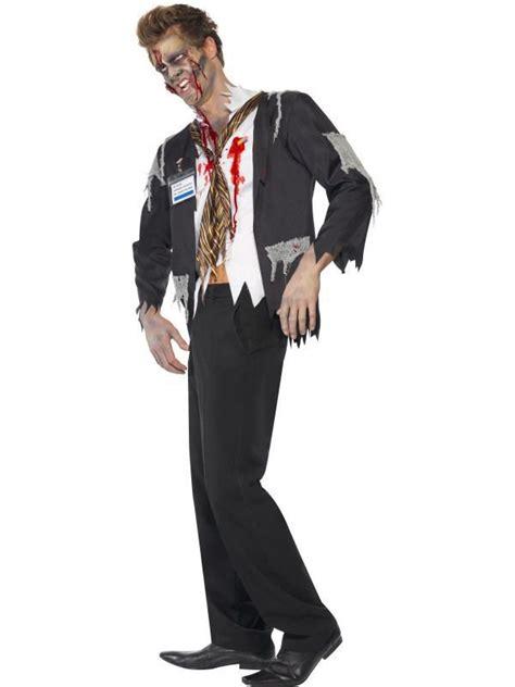 Zombie De Bureau  Deguisement Adulte Spécial Halloween Le