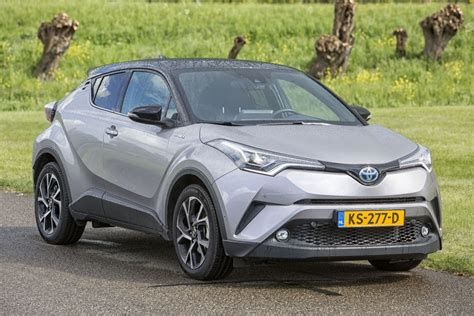 Toyota Chr Hybrid Photo by Toyota C Hr Hybrid 2017 Autotest Autoweek Nl