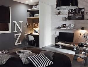 des idees de decoration de chambre pour ado des idees With idee deco chambre d ado