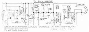 U0026gt  Light Laser Led  U0026gt  Xenon Circuits  U0026gt  Simple Strobe Circuit