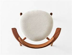 Minimalist Shaping – Wooden Furniture by Japanese Designer ...