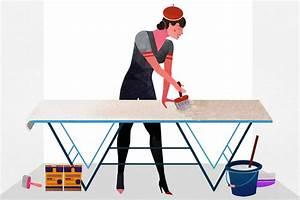 Comment Coller Du Papier Peint : comment poser un papier peint traditionnel instructions ~ Dailycaller-alerts.com Idées de Décoration
