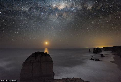 The Milky Way Close You Can Almost Taste Breath