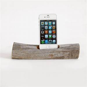 Iphone 4 Dockingstation : driftwood docking station phone iphone 4 docksmith touch of modern ~ Sanjose-hotels-ca.com Haus und Dekorationen