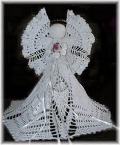 Thread Crochet Christmas Ornaments
