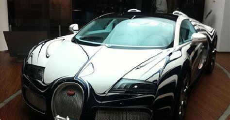 2.8 Billion Dollar Bugatti -- Frankfurt Germany