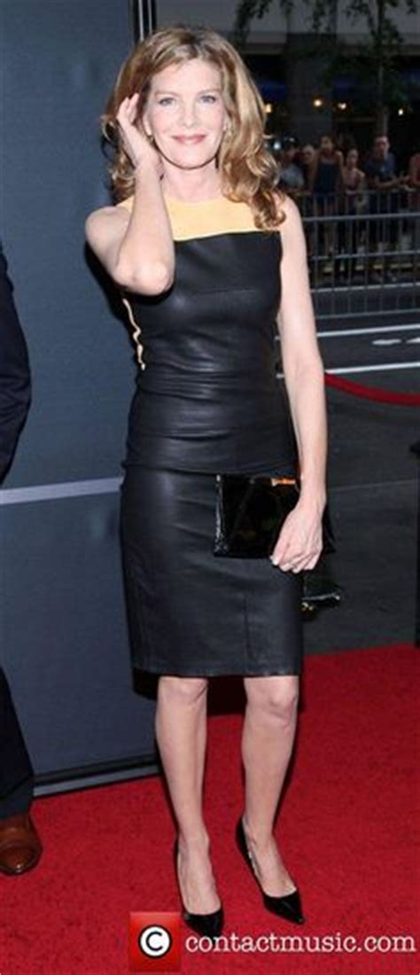 rene russo the intern black dress made it to california rene russo for bain de soleil
