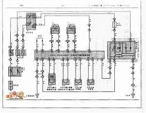 Toyota Vios Airbag Control Circuit - 555 Circuit
