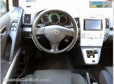 Used Toyota MPV 2004 2006 Toyota Corolla Verso Europe