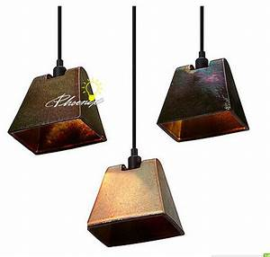 Loft rh antique copper pendant lighting contemporary