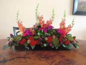 dining room table centerpiece flower arrangement pinterest