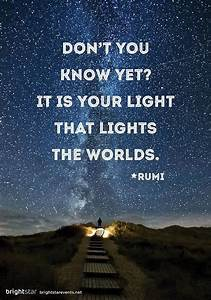Quotes On Light Rumi. QuotesGram