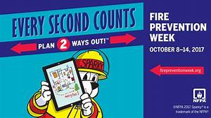 Fire Prevention Week: How to Make a Fire Escape Plan ...