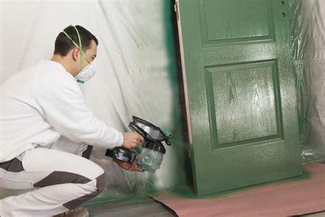 spray paint  interior   house dukes painting