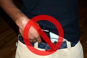 10 Things You Should Never Do As A Concealed Carrier ...