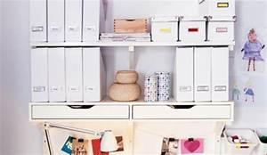 Ranger Son Bureau : ranger son bureau avant la rentr e mode d 39 emploi ~ Zukunftsfamilie.com Idées de Décoration