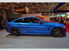 AC Schnitzer Unveils BMW M4 with a Wing on Its Boot at the