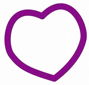 Purple Wedding Heart Clip Art | Clipart Panda - Free ...