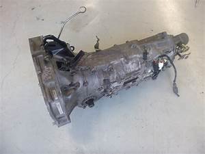 Subaru Forester Turbo 99 00 4 44 Ratio Manual Gearbox