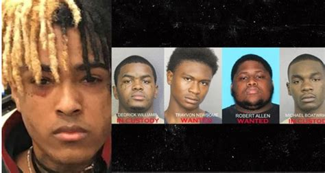 4 Indicted In Fatal Shooting Of Xxxtentation Canyon News