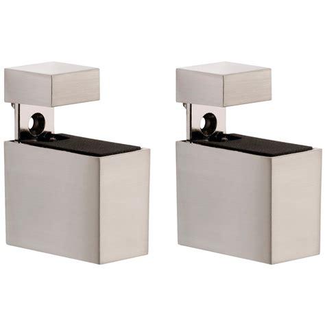 cabinet adjustable shelf hardware adjustable shelf brackets metal rectangles set of 2 in