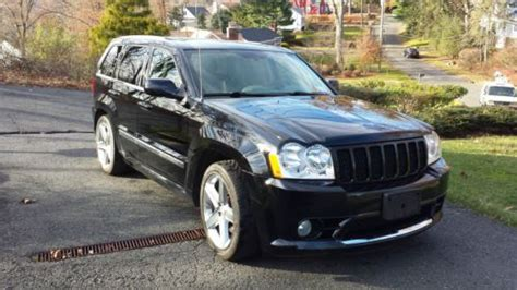 jeep srt 2007 purchase used 2007 srt 8 jeep grand cherokee powerful