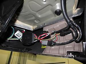 2016 Kia Sorento Hopkins Plug-in Simple Wiring Harness For Factory Tow Package