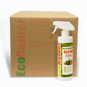bed bug killer spray 16 x16 oz case ecoraider natural With bed bug cases