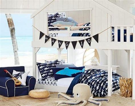 Deko Artikel Kinderzimmer by Ideen F 252 R Kinderm 246 Bel Spielbett Auf Stelzen Maritime Deko